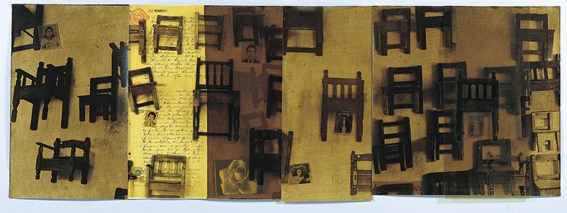 Ausencias (1997) Cortesía del autor