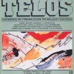 La fibra óptica no es una novedad hoy en día, porque la mayor parte de los hogares españoles disponen de conexión a esta tecnología, pero sí que lo era en 1987, cuando el número 10 de Telos le dedicó su Cuaderno Central. En este número también destaca el Cuaderno de Color, dedicado al artista Josep Guinovart, que había obtenido el Premio Nacional de Artes Plásticas en 1982 y había sido nombrado Caballero de la Orden de las Artes y de las Letras del Ministerio de Cultura de Francia en 1984, entre otras distinciones.