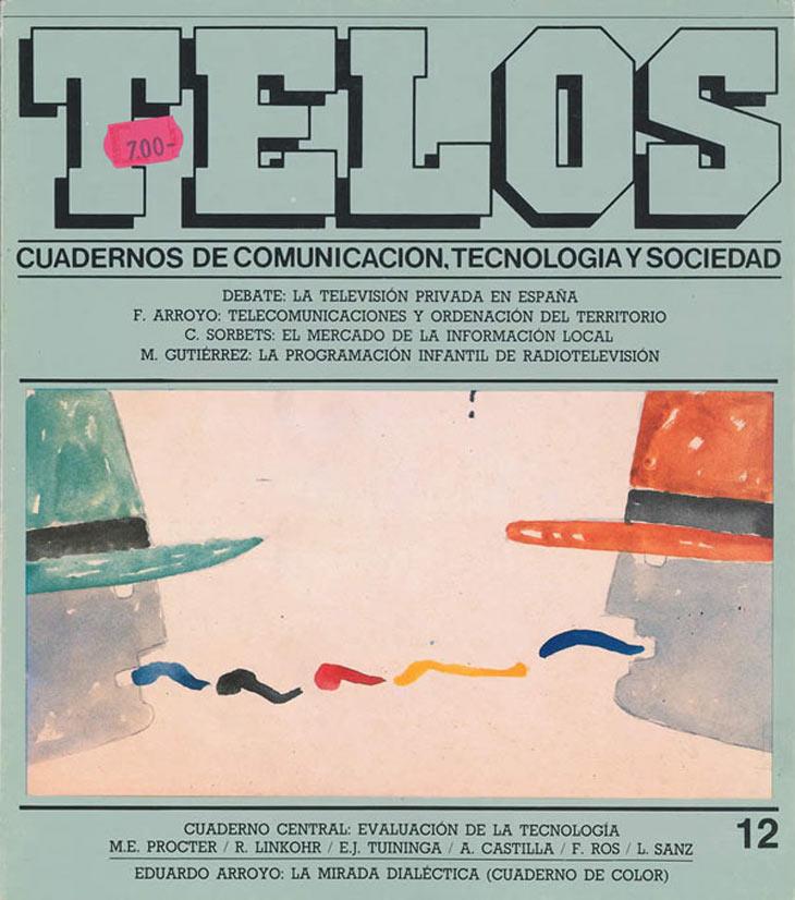 El Premio Nacional de Artes Plásticas Eduardo Arroyo ilustra el Cuaderno de Color de este número (diciembre 1987 - febrero de 1988) con ilustraciones que rompen con los iconos tradicionales españoles. El Cuaderno Central se dedica a la evaluación tecnológica, un término que se escuchó mucho durante los años 80. La evaluación tecnológica surge en España, como en otros países, en especial articulación con la política tecnológica, ante la necesidad de planificar el desarrollo tecnológico.