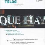 En 2003, el número 56 de Telos dedicó su Cuaderno de Color a las fotografías de Rafael Lozano-Hemmer, artista digital y cocreador del concurso Arte y Vida Artificial. Este mismo número también trató el arte digital en su Cuaderno Central, un tema pionero para las revistas científicas.