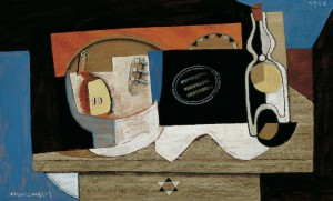 'Nature Morte', de Louis Marcoussis