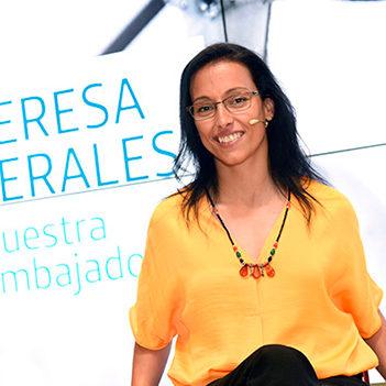 Teresa Perales Embajadora