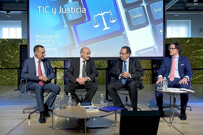 TIC y Justicia