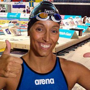 Teresa Perales logra seis medallas en el Mundial de Glasgow