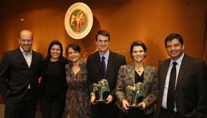 Premio a Fundación Telefónica Brasil