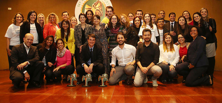 Reconocimiento a los proyectos de Fundación Telefónica Brasil