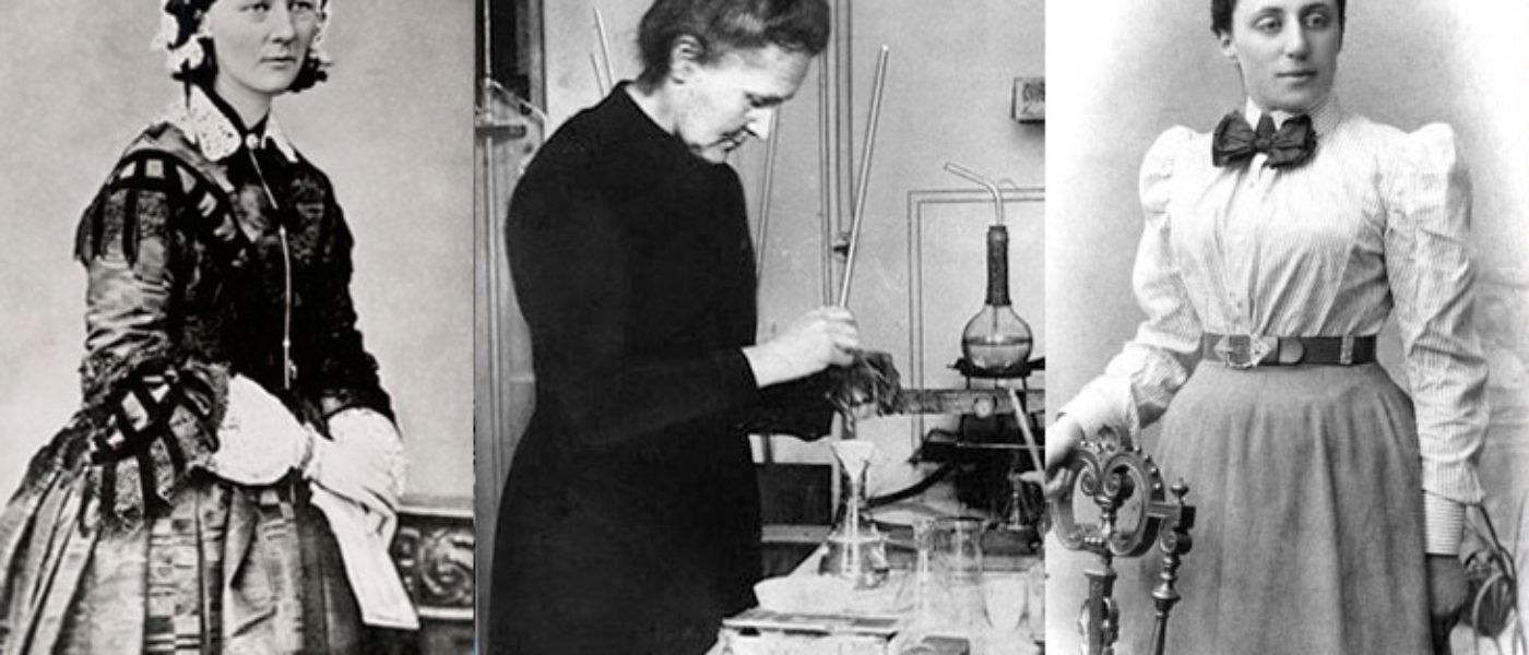 Mujeres pioneras en los ámbitos científicos y tecnológicos