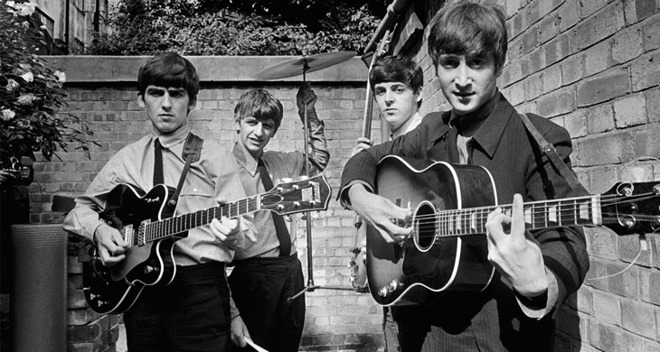 The Beatles. ©Terry O'Neill