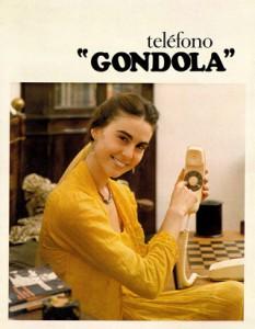 Años 70 -Portada folleto publicidad Góndola
