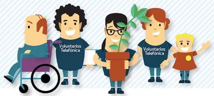 Voluntariado fundaci n telef nica espa a - Voluntariado madrid comedores sociales ...