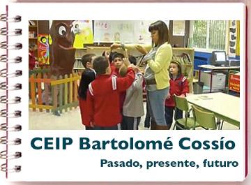 escuela bartolome Cossio