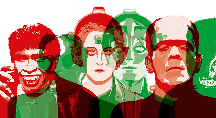 'Terror en el laboratorio: de Frankenstein al dr. Moreau', en Venezuela