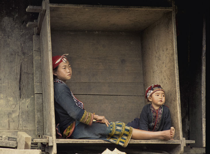 Sapa Vietnam ©Okaimal