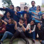 Participantes en una de las Lanzaderas de Empleo de Hospitalet de Llobregat (Barcelona).