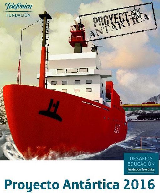proyecto antartica