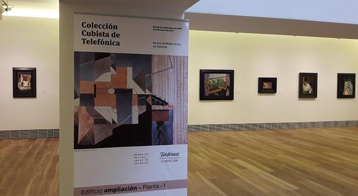Colección Cubista de Telefónica