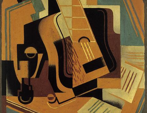 Cubismo. Juan Gris y María Blanchard