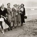 Candidatas al título de Miss Europa 1933. Sitges 1933. © Brangulí / ANC, 2016 Imagen cortesía Fundación Telefónica