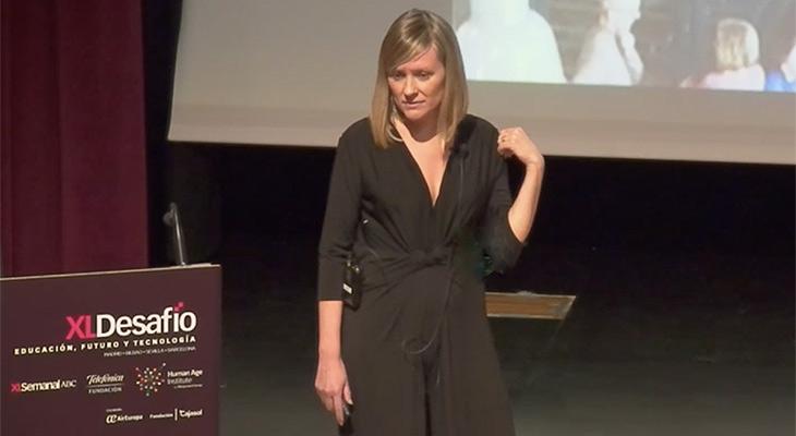 Tiina Mäkela, co-fundadora de EduDesign Finland (EDF)