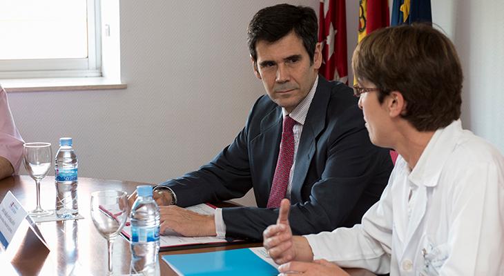 José Mª Sanz Magallón, director general de Fundación Telefónica