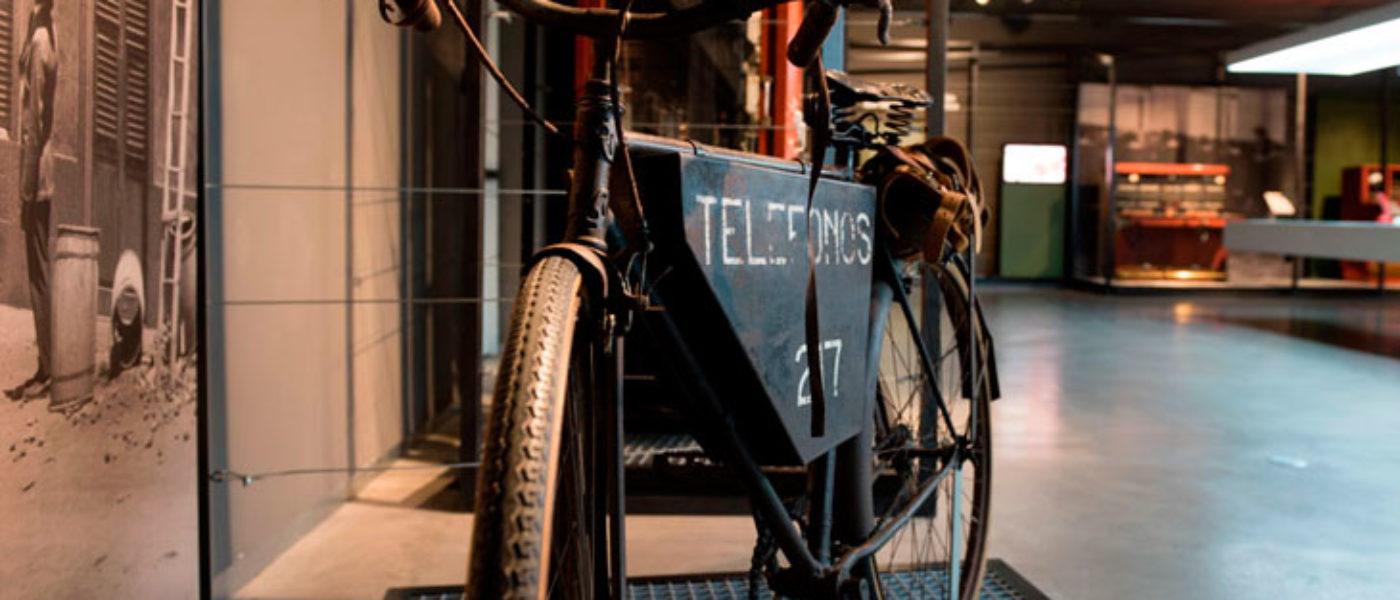 Visitas comentadas a 'Historia de las Telecomunicaciones', una manera diferente de descubrir Fundación Telefónica