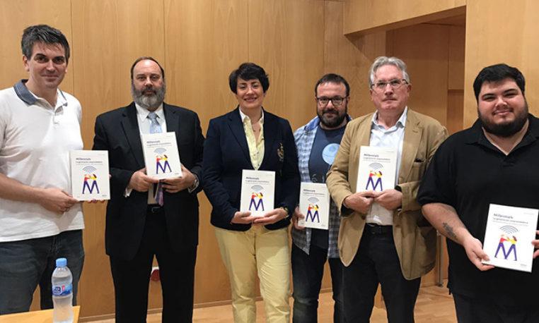 'Millennials, la generación emprendedora', en Madrid