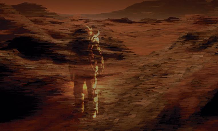 Marte. La conquista de un sueño
