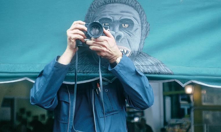 'Players, los fotógrafos de Magnum entran al juego', en Logroño