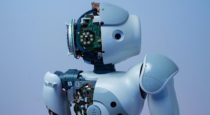 'Nosotros, Robots', en Perú
