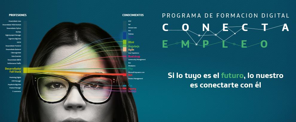 Resultado de imagen de Programa de Empleabilidad Joven de Fundación Telefónica