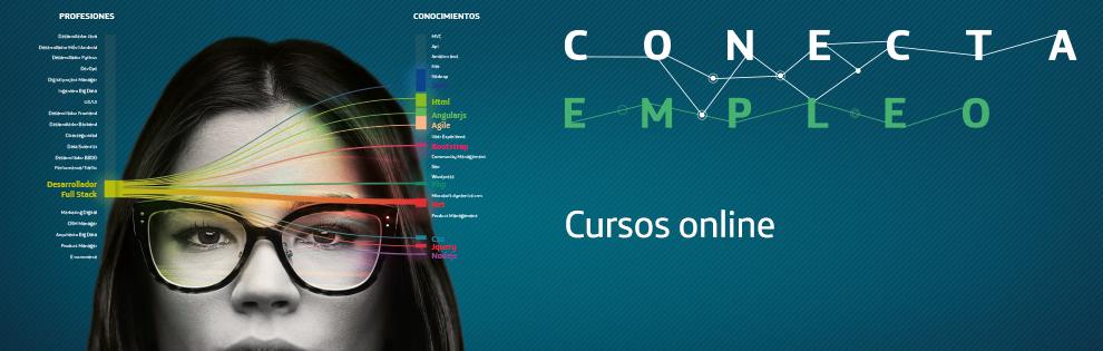 Conecta Empleo. Cursos online de Fundación Telefónica