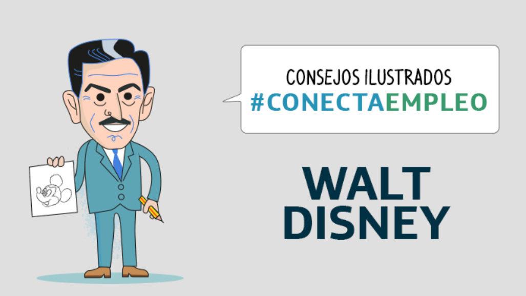 Consejos Ilustrados: Walt Disney
