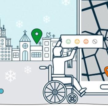 Por una Navidad más accesible… ¡Mapcesible!