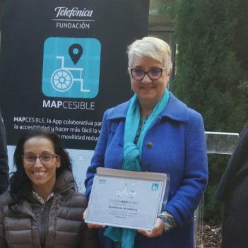 Valencia, primera ciudad en recibir el diploma 'Mapcesible'