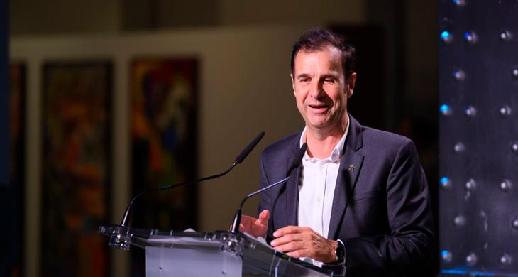 José Velasco, Presidente de la Fundación Inocente, Inocente.