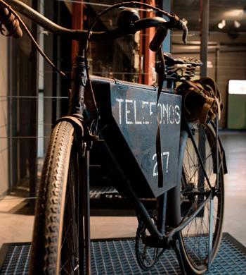 telefono historia telecomunicaciones
