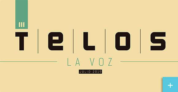 Revista Telos 111 - La voz