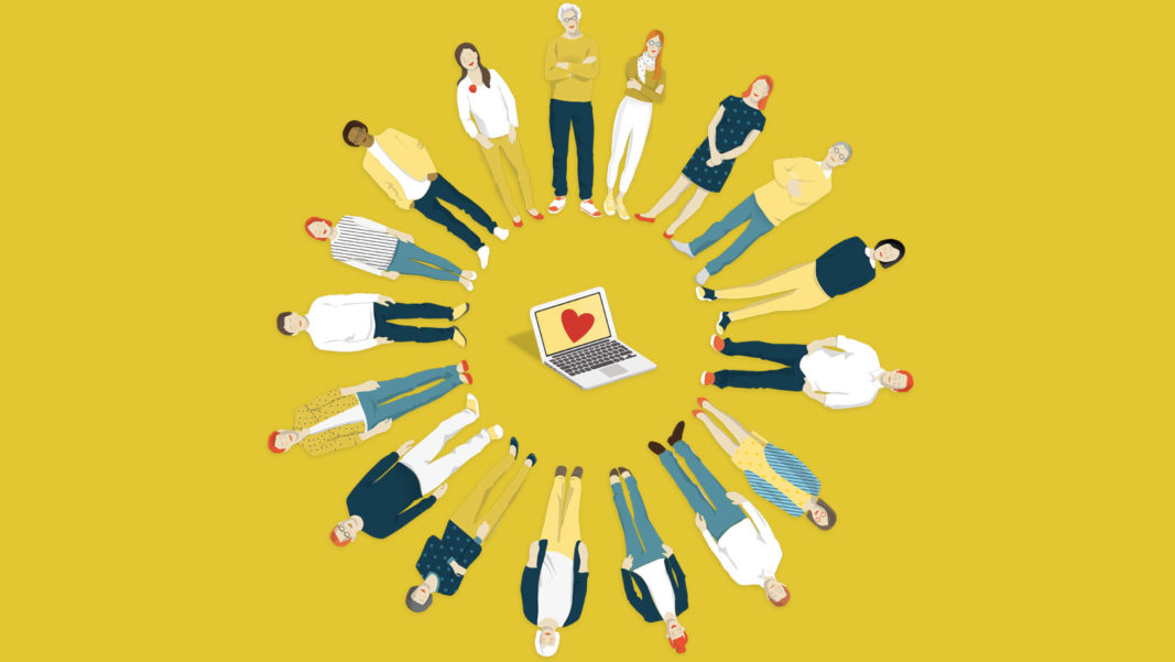 Voluntariado Digital. Tecnología como palanca de cambio