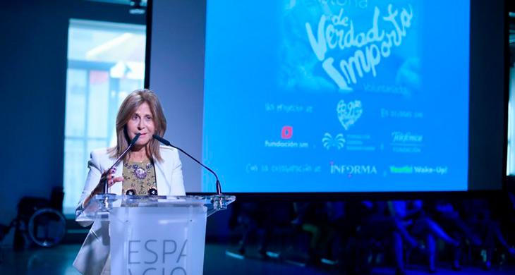 Ana García, directora de Recursos Humanos, de INFORMA D&B