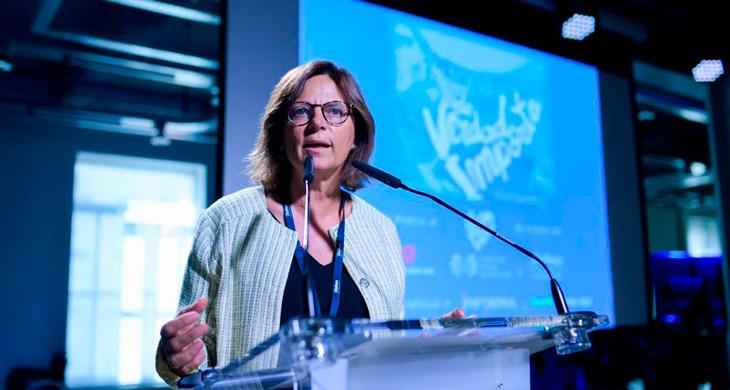 Carmen Morenés, directora general de Fundación Telefónica