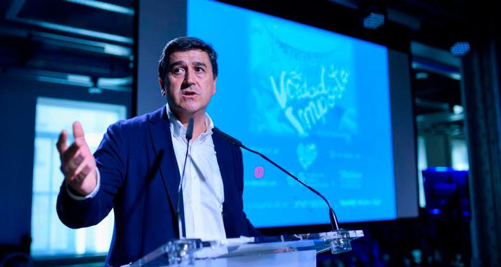 Javier Palop, director de Fundación SM