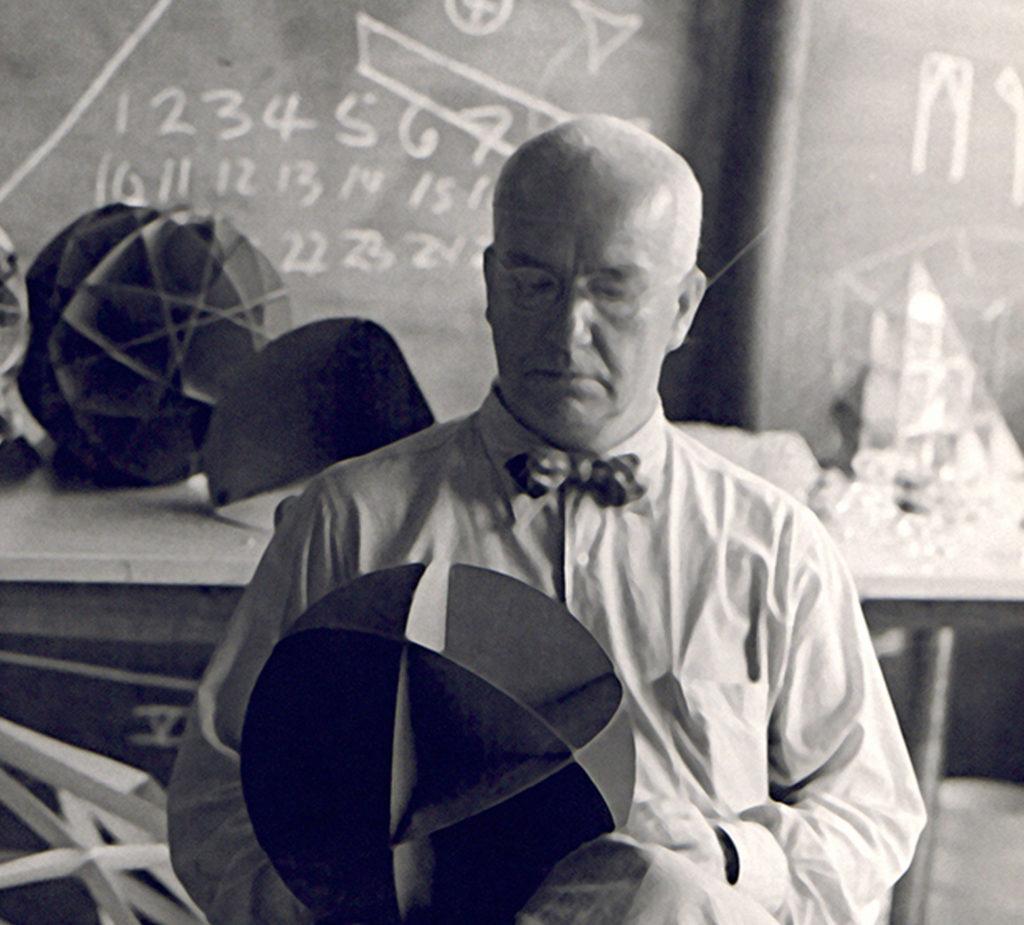 Curiosidad Radical. En la Órbita de Buckminster Fuller