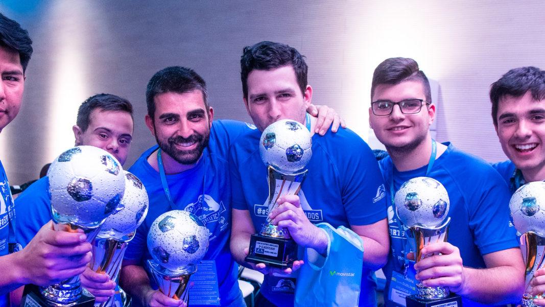 La primera Liga de eSports Unificados del mundo