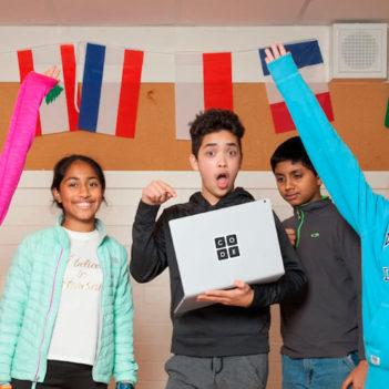 Code.org: para aprender computación en la escuela