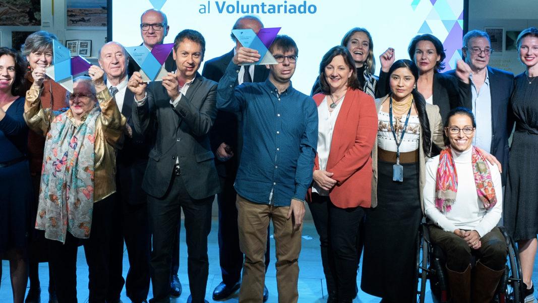 Premios Fundación Telefónica al Voluntariado 2018
