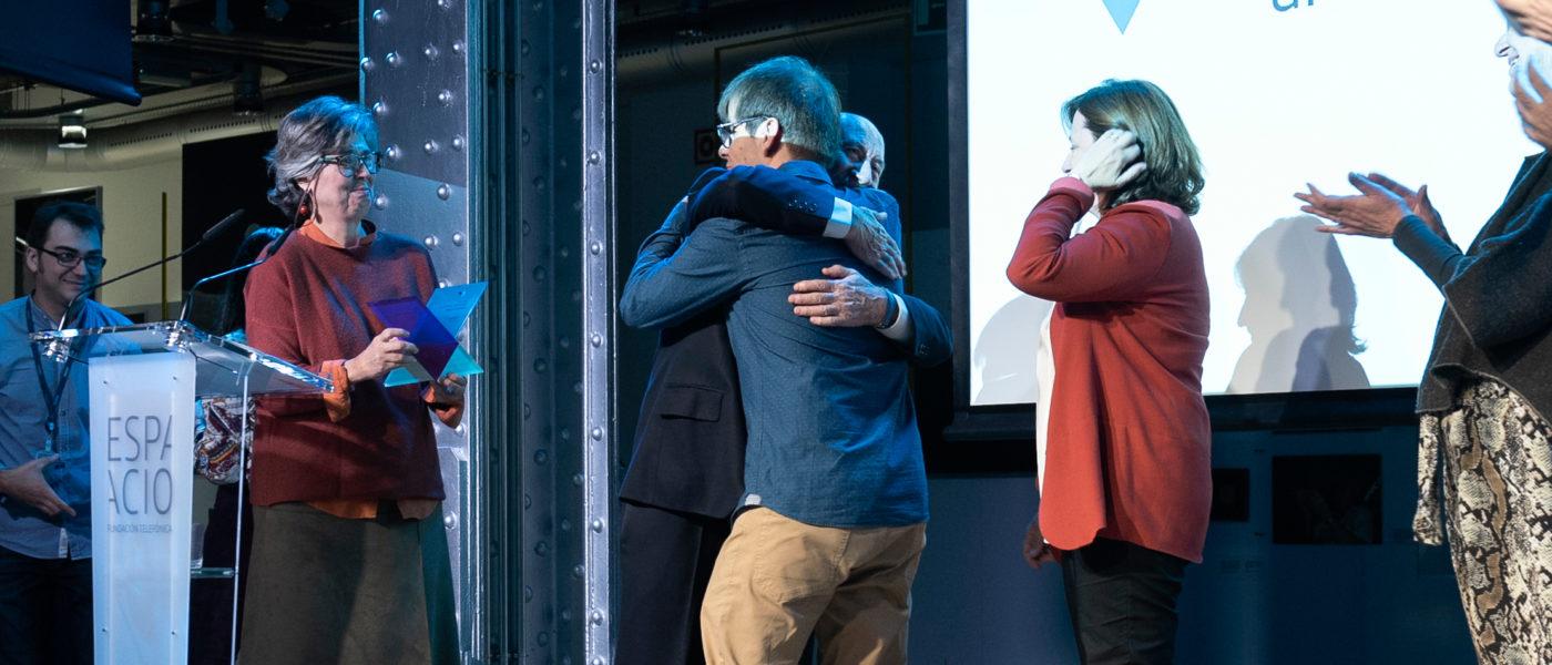 Conoce a los ganadores de los Premios Fundación Telefónica al Voluntariado 2018