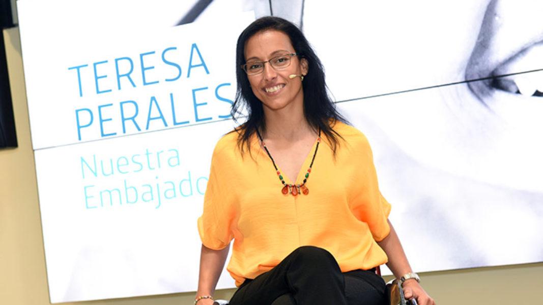 Conoce a Teresa Perales