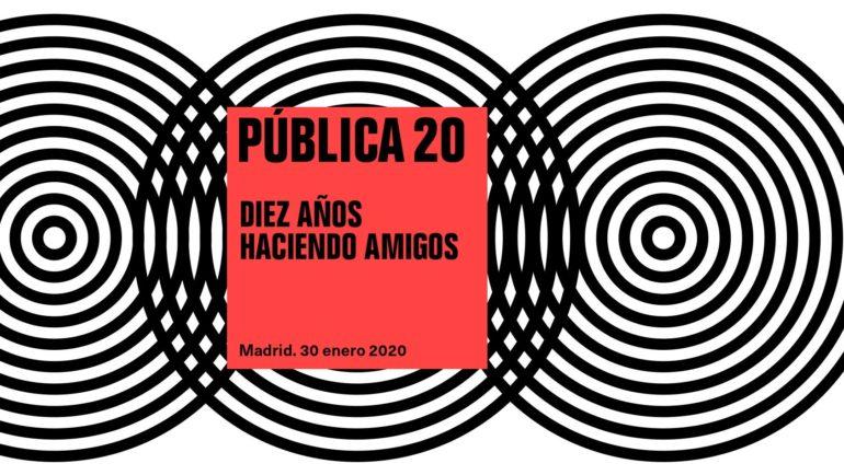 Fundación Telefónica, en 'Pública 20'