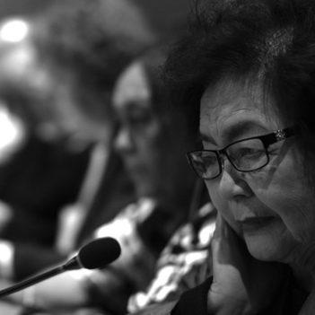 Encuentros Telos: Setsuko Thurlow