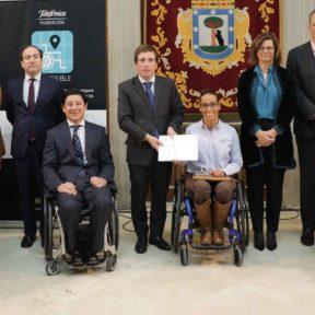 Madrid ya es 'Ciudad MAPcesible'